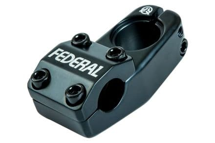 Federal Element Top Load Stem - Black 50mm Reach