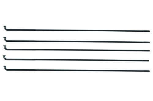 Federal Stance Butted Spokes (5 Pack) - Black 184mm