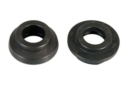 Federal Stance Cassette Hub Cone Nuts (Pair)