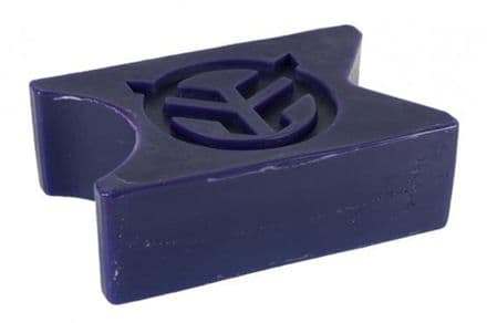 Federal Wax Block With Box - Purple