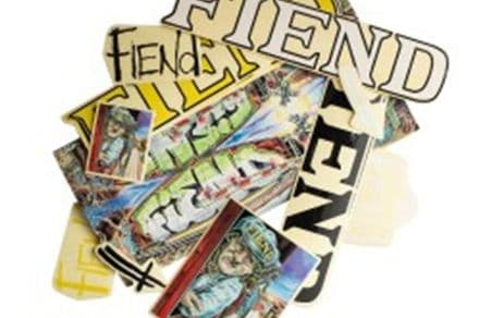 Fiend Morrow V3 Frame Sticker Pack