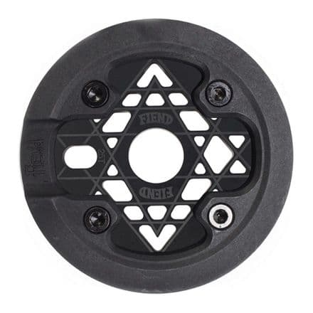 Fiend Palmere Sprocket With Guard - Black 25 Tooth