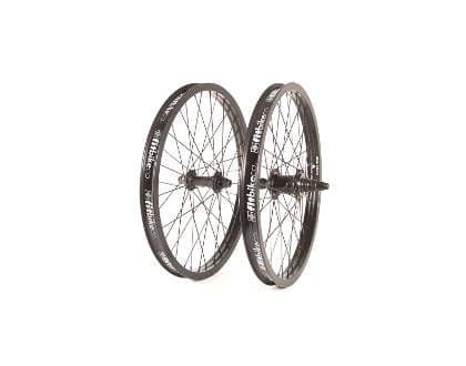 """FIT Freecoaster LHD Wheelset 20"""" Black"""