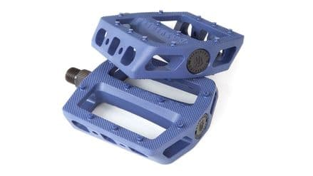 FIT Mac Plastic Pedal Blue