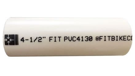 "FIT PVC Plastic Peg 4.25"" White"