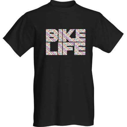 Grind BMX Bike Life T-Shirt - Large