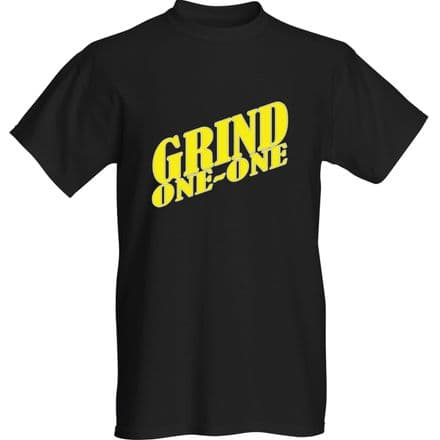 Grind One One T-Shirt - Large