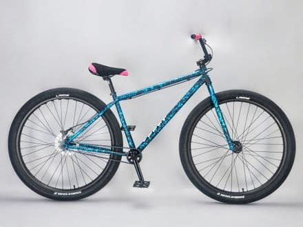 Mafia Bomma 29 Teal Splatter - COLLECTION ONLY - CALL FIRST