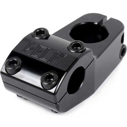 Relic Eon Stem Black 53mm
