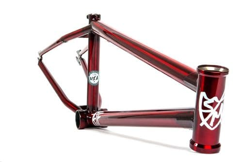 """S&M ATF 21"""" Trans Red"""