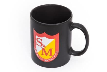 S&M Coffee Mug Black