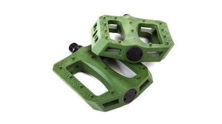 S&M GNS Pedals Green