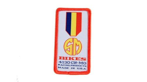 S&M Gold Medal Patch