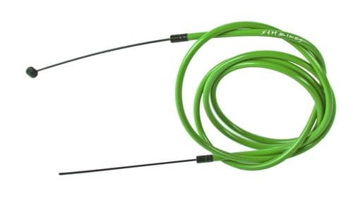 S&M Linear Brake Cable Green