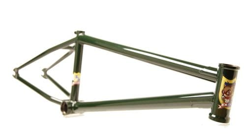"""S&M NBD Frame 21"""" Forest Green"""