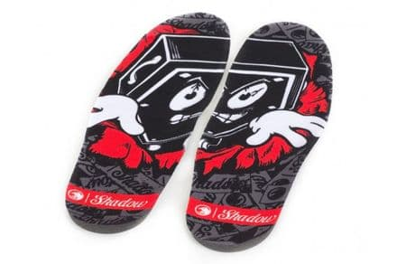Shadow Invisa Lite Mr Coffin Pro Insoles (Fits US Sizes 8 -13)