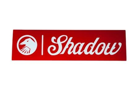 Shadow Logo Sticker (Each)