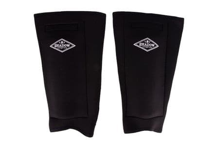 Shadow Shinners Shin Pads - Black Large/XL