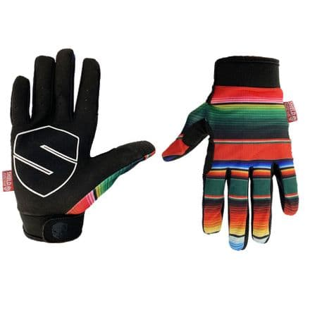 Shield Protectives Lite Gloves - Mexican Blanket - Large