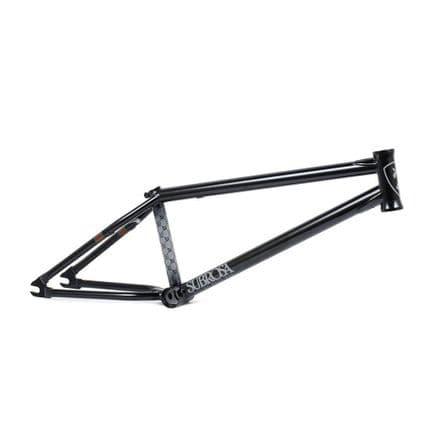 Subrosa MR1 Frame - Matt Black 20.75""