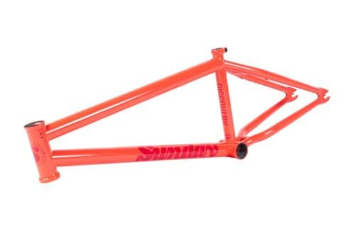 """Sunday Discovery 2020 Frame - 21"""" - Gloss Bright Red"""