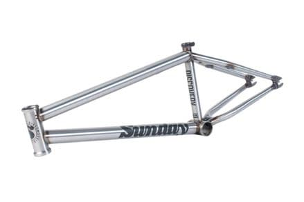 """Sunday Discovery 2020 Frame - 21"""" - Matte Raw"""