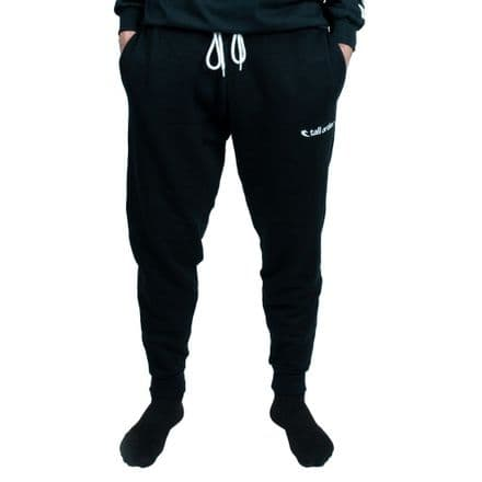 """Tall Order Embroidered Logo Joggers - Black Small 28-30"""""""