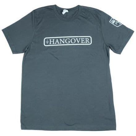 Total BMX Hangover T-Shirt - Grey Medium