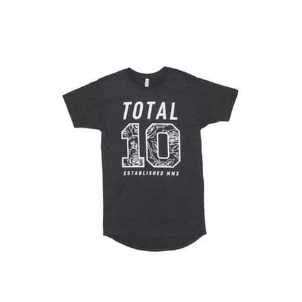Total MMX T-Shirt - Charcoal Small