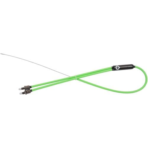 Vocal Retro Lower Gyro Cable - Green