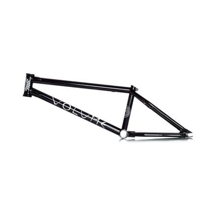 "Volume Venture Frame 21.25"" Black"