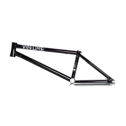 "Volume War Horse Frame V2 21"" Black"