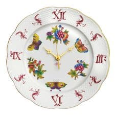Herend Victoria Wall Clock