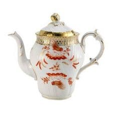 Richard Ginori L'Oro Di Ginori Coffee Pot with Lid 1.41ltr