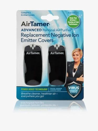 Replacement Negative Ion Emitter Covers for A315 - Black