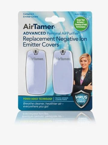 Replacement Negative Ion Emitter Covers for A315 - White