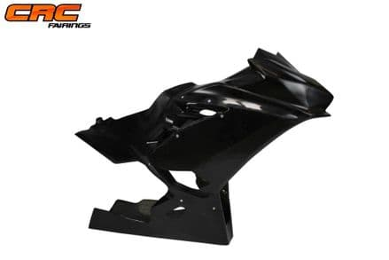 CRC Kawasaki Ninja 400 2018> Front Complete CRC Fairings (Upper, Lower, Sides)