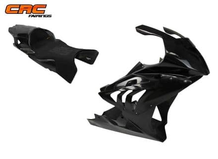 BMW S1000RR 2012-2014 Complete set of Race Fairings with Seat & Seatpad