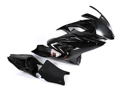 BMW S1000RR SUPERBIKE 2015-2018 Complete set of Race Fairings with Seat & Seatpad