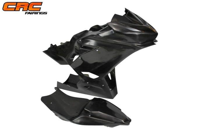 CRC Fairings | Kawasaki ZX10R 2016> Complete Set of Fairings with tank cover, Seat & Seatpad
