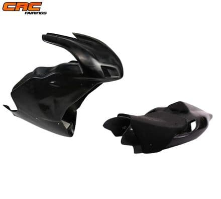 Ducati 749/999 Complete Set of Race Fairings & Seat with Seatpad & Airtubes