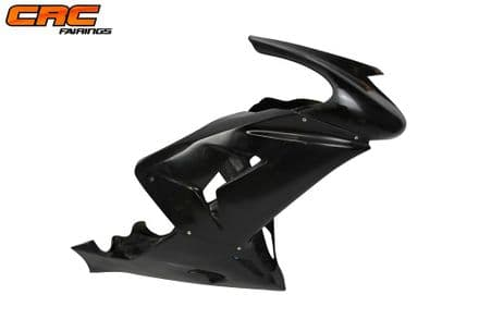 Kawasaki ZX10R 2006-2007 Front Complete CRC Race Fairing (Upper/Lower/Side Panels)