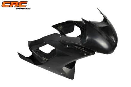 Kawasaki ZX10R 2008-2010 Front Complete CRC Race Fairings (Upper/Lower/Side Panels)