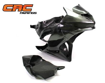 Kawasaki ZX636R 2019> / ZX6R 2020> Complete Set of Race Fairings & Seat with Seat Pad