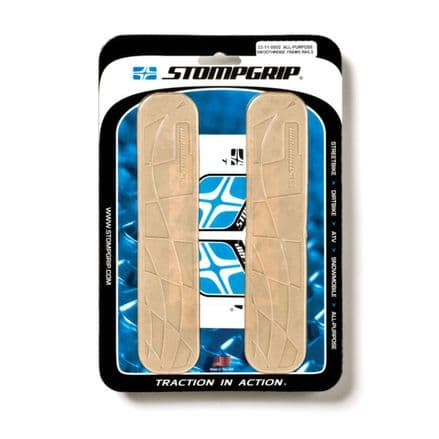 "Stompgrip All Purpose Traction Kit Smoothridge Frame Rails : (2) 1.75"" X 8.25"" Rectangle"