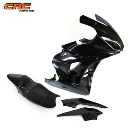 Suzuki GSXR1000 / R 2017> Complete set of CRC Race Fairings - Yoshi Seat Style