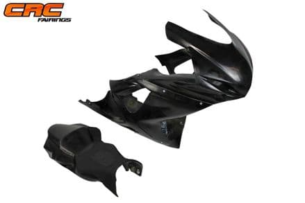 Suzuki GSXR600/750 2011-2018 Complete Set of Race Fairings & Seat with Seatpad