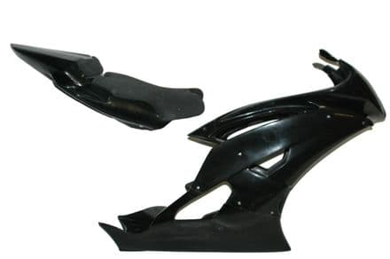 Yamaha YZF R6 2008-2016 Complete Set of Race Fairings & Seat with Seatpad