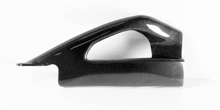 LighTech Carbon Fibre Swingarm Protection Suzuki GSXR1000 / R 2017>