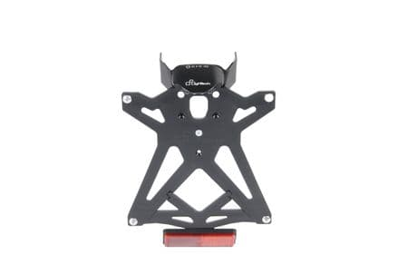 LighTech Adjustable License Plate Bracket Kit - MV Agusta B3 Brutale 675 / 800 2012>